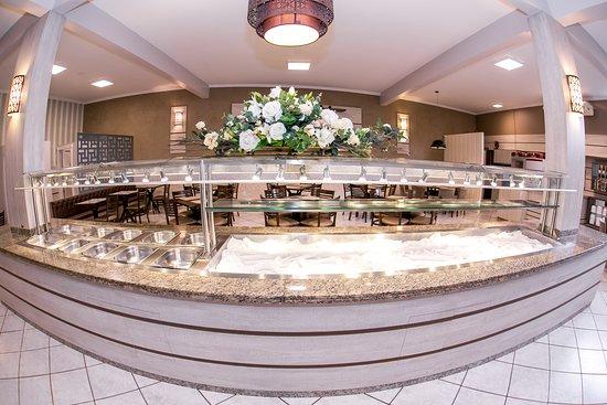 Orleans: Buffet