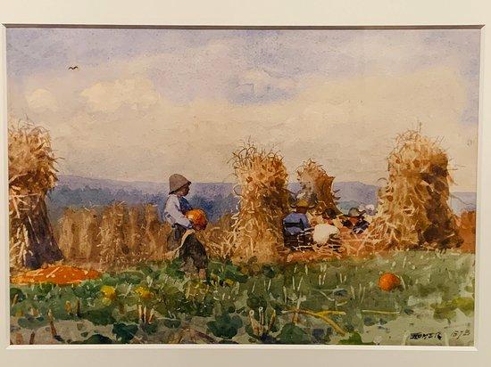 Canajoharie, NY: Winslow Homer