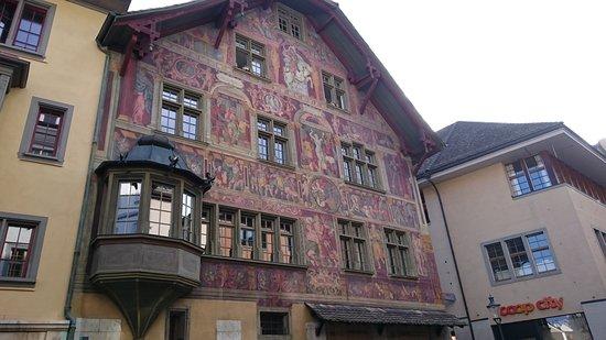Haus zum Ritter