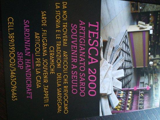 Tesca 2000 di Sanna Paola