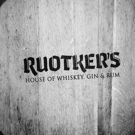 Ruotkers - house of whiskey, gin and rum