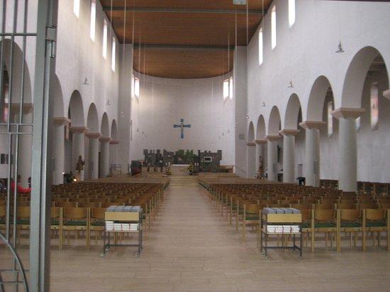 Kirche Sankt Anton