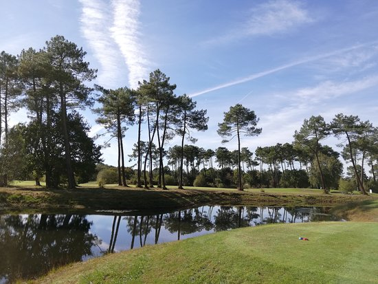 Blue Green Golf Course
