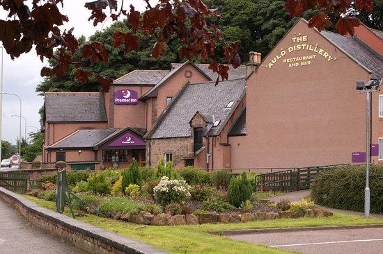 Premier Inn Inverness Centre (Millburn Rd) hotel
