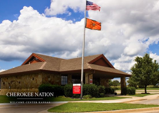 Cherokee Nation Welcome Center
