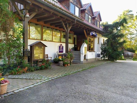 Hohenkammer, Nemecko: Eingangsfront - 26.10.2019