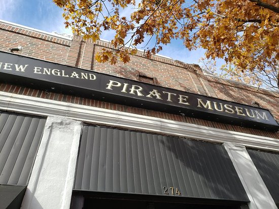 New England Pirate Museum (Salem) - 2019 All You Need to