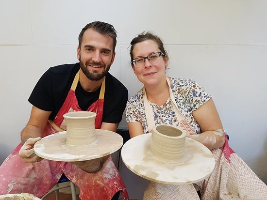 Clay with Carole afbeelding
