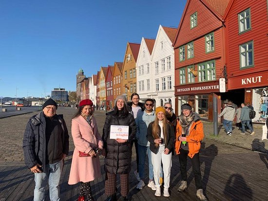 Free Tour Bergen-Nordic Freedom Tours