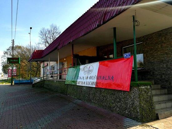 Dlugoleka, Polonia: Pizzeria Da Mauro