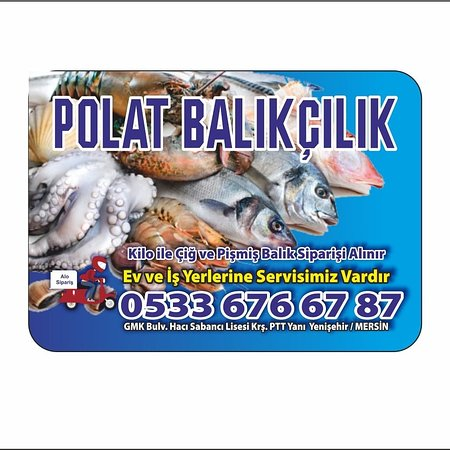 Yenisehir, Турция: Balık balıkçı Halilde lezzet bulur