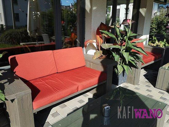 Niederweningen, Ελβετία: new Lounge...