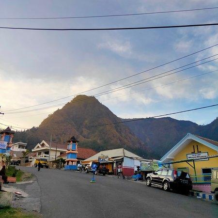 Sukapura, Индонезия: Last foto...waiting time.