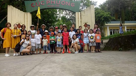 Cuc Phuong National Park照片