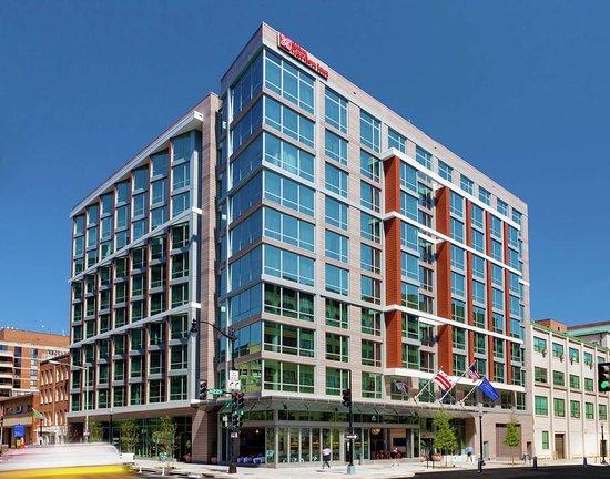 Hilton Garden Inn Washington DC/Georgetown Area, hoteles en Washington D.C.