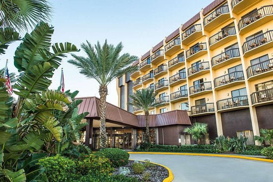 DoubleTree by Hilton Cocoa Beach Oceanfront Hotel