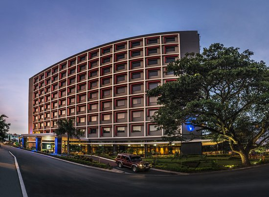 Holiday Inn Express Port Moresby: Exterior