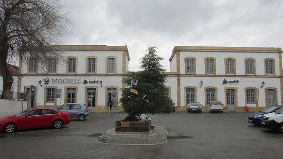 Bobadilla Station