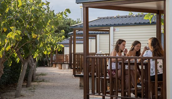 Bungalows Llevant Picture Of Camping Nautic L Ametlla De Mar Tripadvisor