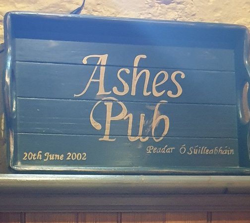 Ashes Bar