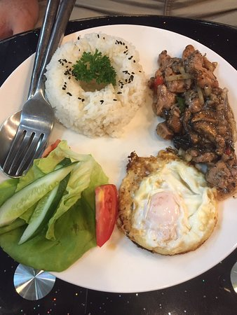 Cena thai in posto carino