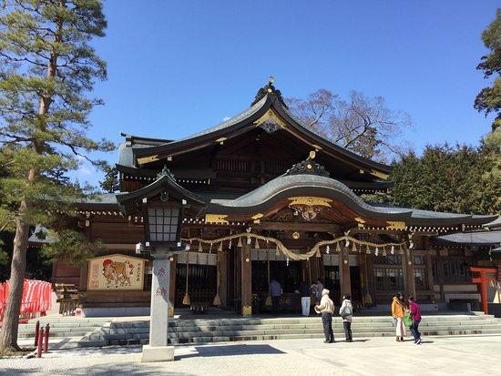 竹駒 神社