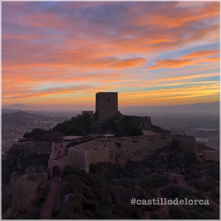 Castle Of Lorca