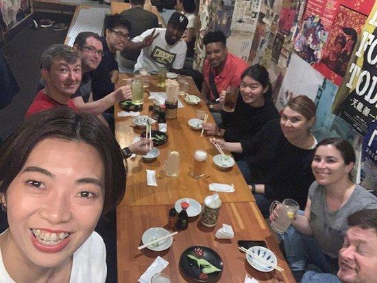 Vida noturna em Quioto e Excursão Local em Bares: Fun times in kyoto