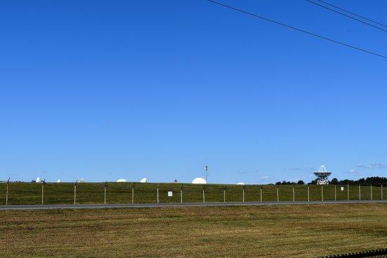 Wallops Island, VA: Across the road from Wallops