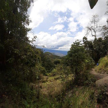 El Tambo  Una hermosa cascada en el municipio de Tena Cundunamarca