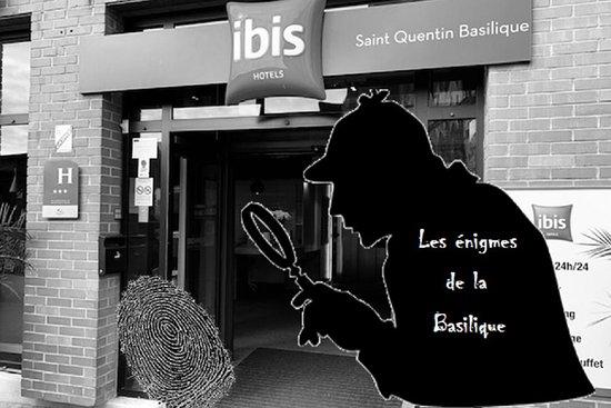 Les Énigmes de la Basilique