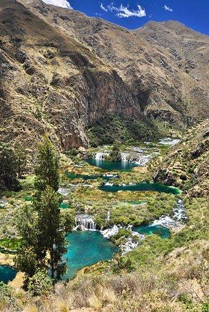 Nor Yauyos-Cochas Landscape Reserve : Huancaya