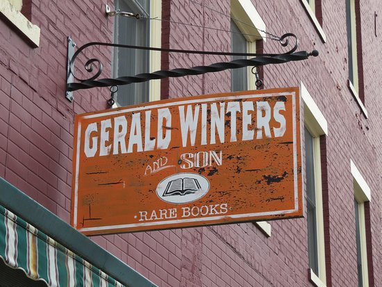 Gerald Winters & Son Book Store