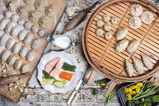 Вкусные блюда от Чайхоны №1