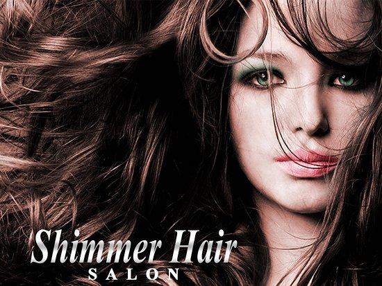 Shimmer Nails and Hair