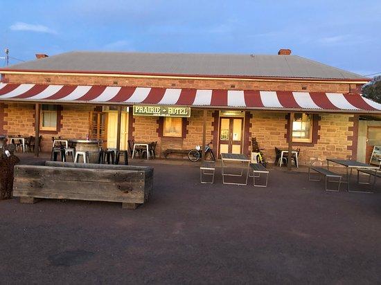 Parachilna, Australia: Main Entrance