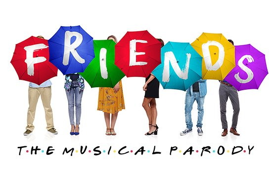 ‪FRIENDS! The Musical Parody‬