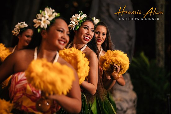 Hawaii Alive Luau Show & Dinner