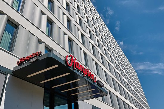 HAMPTON BY HILTON BERLIN CITY CENTRE ALEXANDERPLATZ ab € 67
