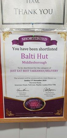 Balti Hut张图片