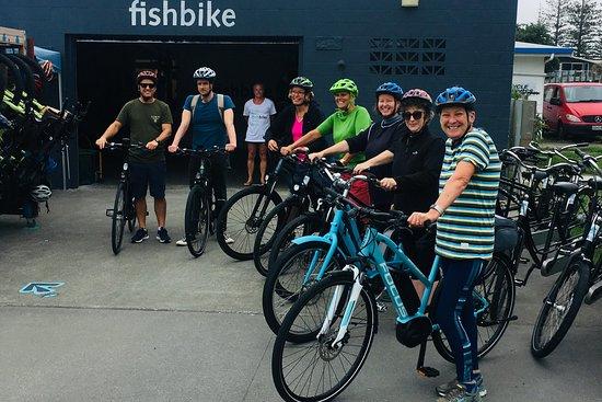 Fishbike bike hire
