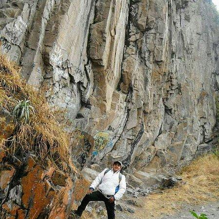 Trekking en Matucana catarata Antakallo