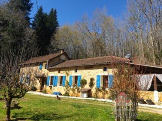 Frayssinet-le-Gelat, Франция: Our house