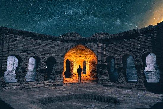 Mesr, Iran: iran desert