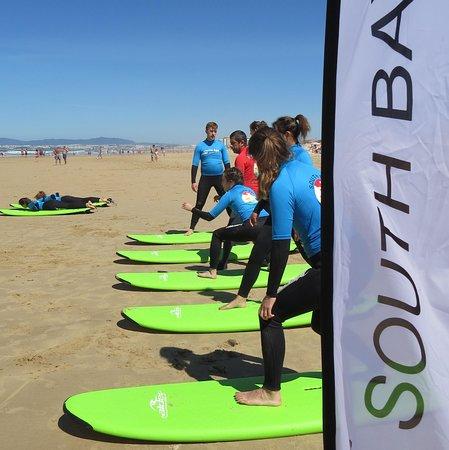 South Bay Surf School