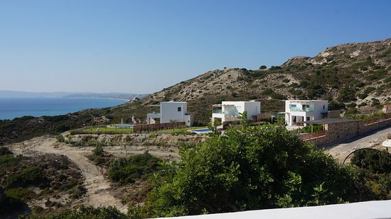 Antimachia, Yunanistan: 3 tolle Villen in naturbelassener Umgebung, sehr ruhige Lage