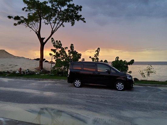 Humble Redz Tours and Taxi: Beautiful skies
