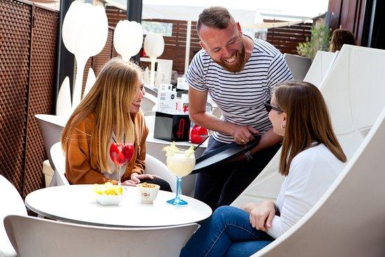 Alaire Ramblas Terrace Bar Barcelona El Raval