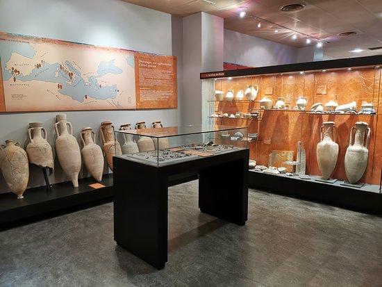 Eburomagus, Musée Archéologique de Bram