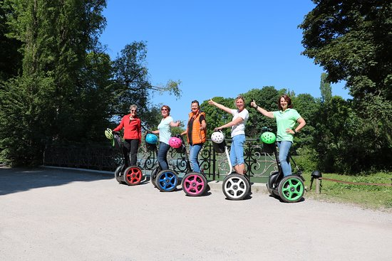 ‪Seg-to-rent Segway Tours‬